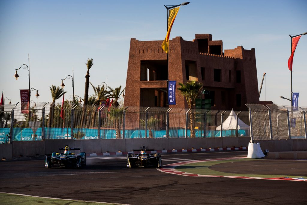 Formula E | La line-up dei rookie test di Marrakech