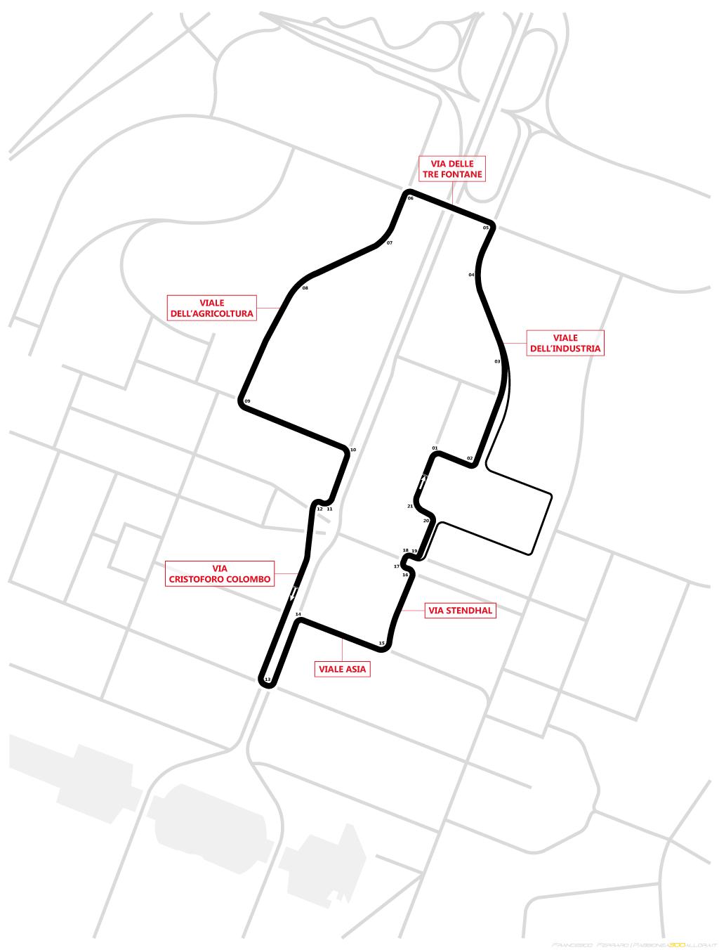 Formula E   Rome ePrix 2018 - Anteprima