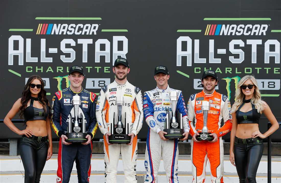 NASCAR | Harvick vince anche la All-Star Race!