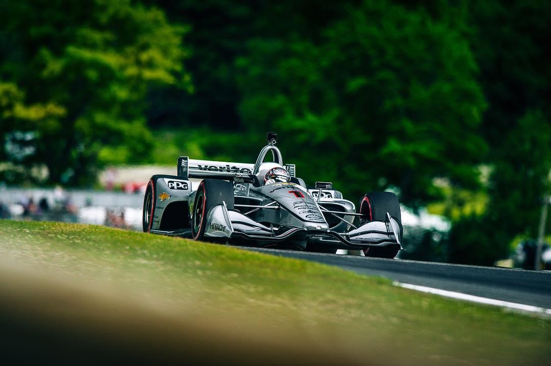 Indycar | Newgarden domina il primo giorno di prove