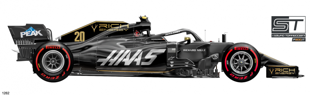 F1   GP Messico 2019, Gara: McLaren, Haas, Alfa Romeo