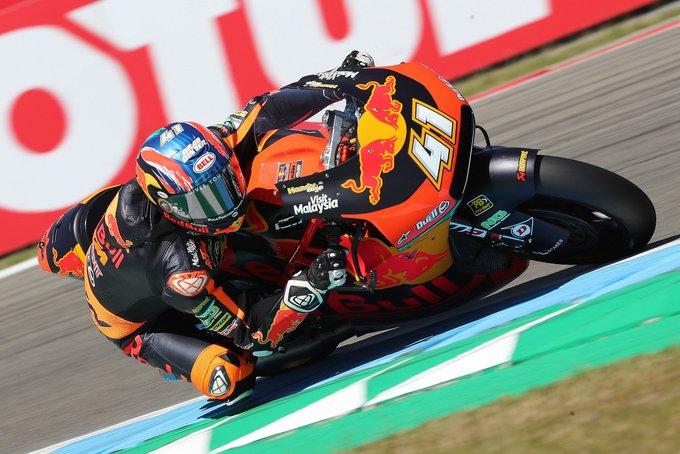 MotoGP   Brad Binder firma col team Tech3 della classe regina per il 2020