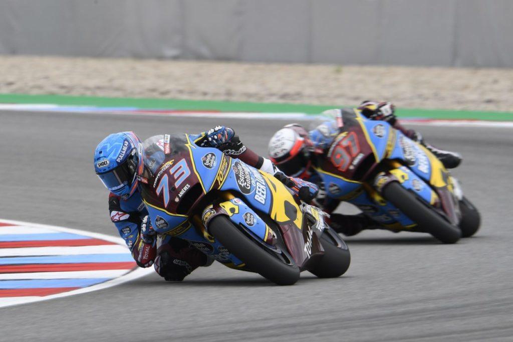 Moto2 | Álex Márquez continuerà nella classe di mezzo insieme al team Marc VDS