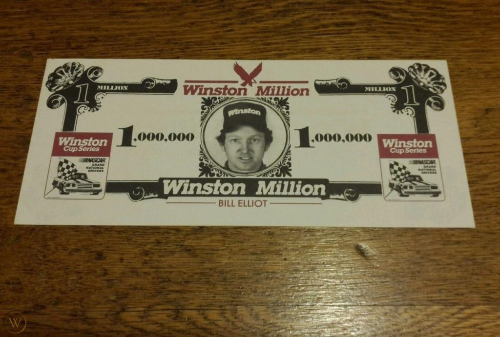NASCAR | Million Dollar Bill