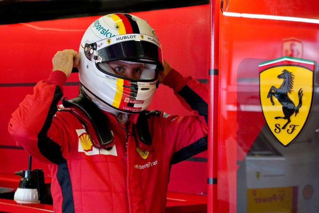 Vettel dichiarazioni
