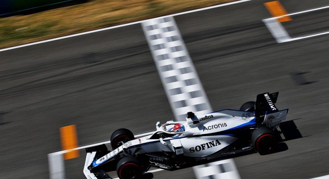 F1 | GP Emilia Romagna 2020, anteprima Williams: parlano Russell, Latifi e Dave Robson