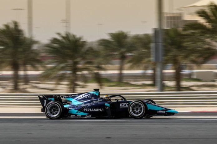 F2 | Sean Gelael tornerà a correre in Bahrain