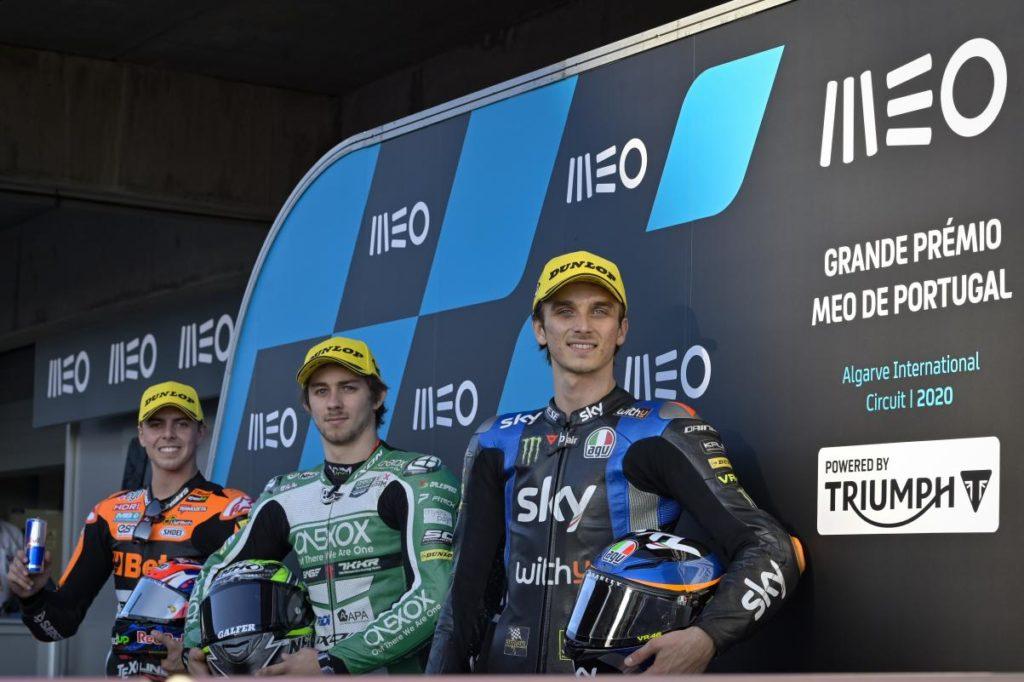 Moto2 | GP Portogallo 2020: Remy Gardner in pole dopo un turno combattutissimo
