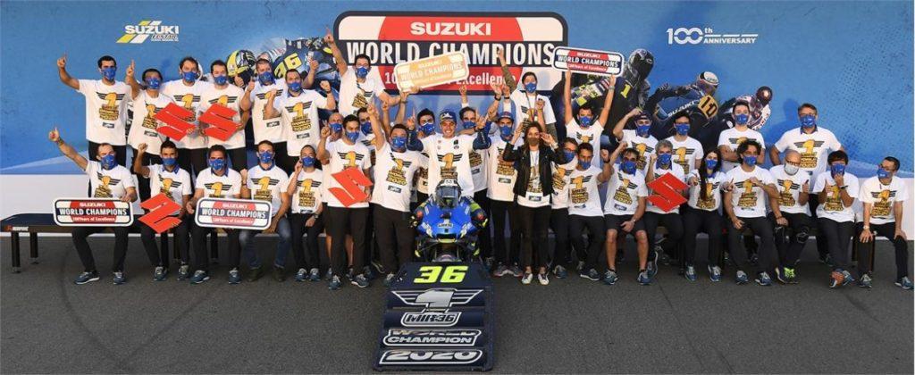 MotoGP | Suzuki: un progetto vincente chiamato XRH1